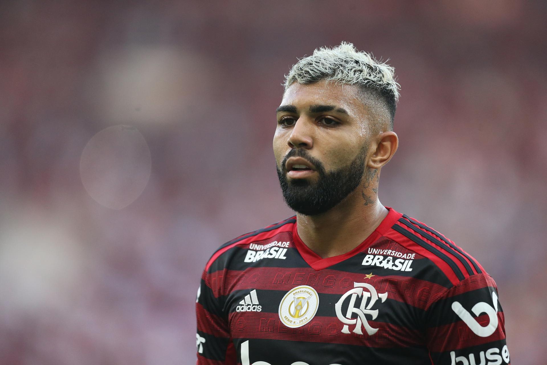 Gabigol desfalcará o Flamengo contra a Chapecoense pelo ...